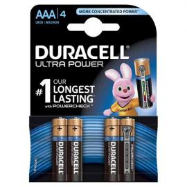 duracell LR6/MX1500 STILO AA ULTRA POWER - BLISTER 4 BATTERIE MELDU0060