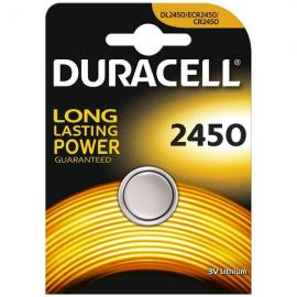 duracell DL2450/BR2450 LITHIUM CR2450 3V - BLISTER 1 BATTERIA MELDU31