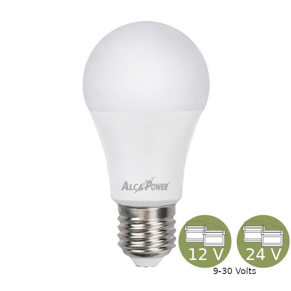 AlcaPower AP30C LAMPADINA LED E27 10W BIANCO NATURALE 12V E 24V ALC929931
