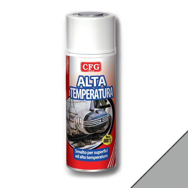 cfg CFGSAL SMALTO ALTA TEMPERATURA PROFESSIONALE ALLUMINIO CFGS0510