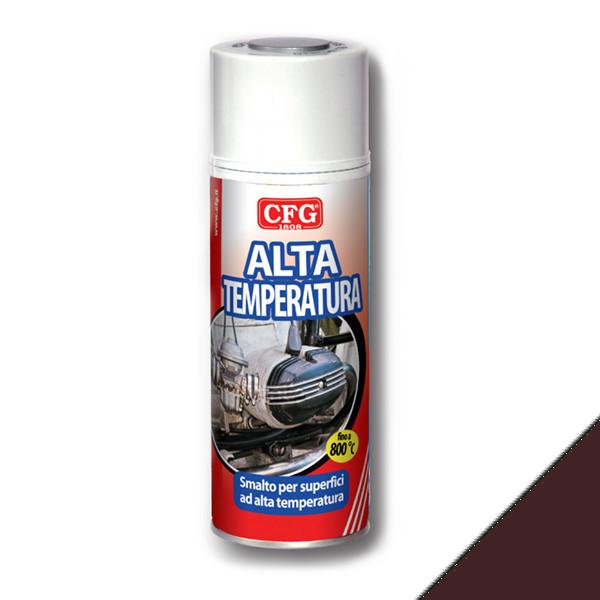 cfg CFGSAL SMALTO ALTA TEMPERATURA PROFESSIONALE MARRONE CFGS0530