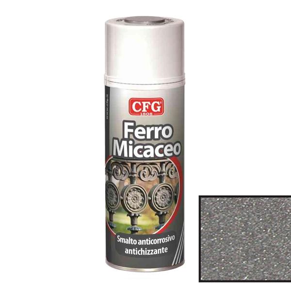 cfg CFGFER SMALTO FERRO MICACEO PROFESSIONALE GRIGIO CHIARO CFGS0600