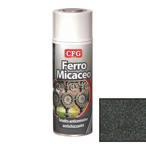 cfg CFGFER SMALTO FERRO MICACEO PROFESSIONALE GRIGIO FORGIA CFGS0610