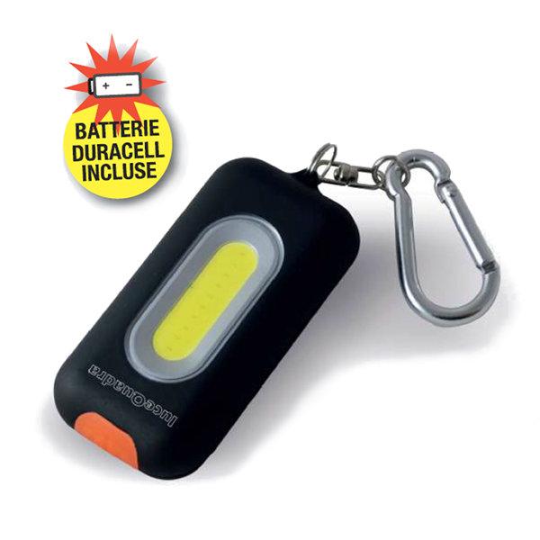 portachiavi porta chiave con luce a LED con mini Pannello solare ricaricabile