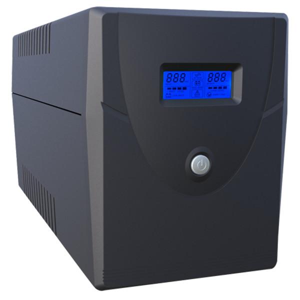 tecno-eshop SAI UPS 3000VA MONOFASE 4 POSTAZIONI UPSSAI3000