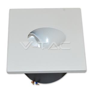 v-tac VT-1109SQ SEGNAPASSO LED 3W BIANCO CALDO QUADRATO LED1209/home/nhnkwszl/public_html/img/thumb/300/1209.jpg