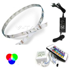 v-tac  KIT STRISCIA 150 LED MULTICOLORE 5 METRI NON IMPERMEABI LED2350/home/nhnkwszl/public_html/img/thumb/300/2350.jpg