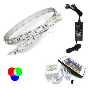 v-tac  KIT STRISCIA 300 LED MULTICOLORE 5 METRI NON IMPERMEABI LED2353/home/nhnkwszl/public_html/img/thumb/300/2353.jpg
