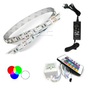 v-tac  KIT STRISCIA 300 LED MULTICOLORE E BIANCO 5 METRI NON I LED2358/home/nhnkwszl/public_html/img/thumb/300/2358.jpg