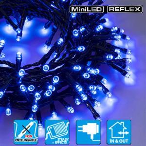 tecno-natale LEDTLE CATENA 180 LED REFLEX CON CONTROLLER BLU LEDX30848/home/nhnkwszl/public_html/img/thumb/300/301848.jpg