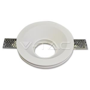 v-tac VT-776 PORTALAMPADA SPOT INCASSO TONDO IN GESSO LED3640/home/nhnkwszl/public_html/img/thumb/300/3640.jpg