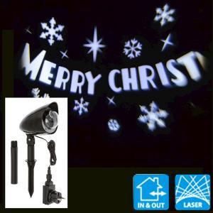 tecno-natale LASER PROIETTORE GARDEN LED MERRY CHRISTMAS BIANCO FREDDO LED401892/home/nhnkwszl/public_html/img/thumb/300/401896.jpg