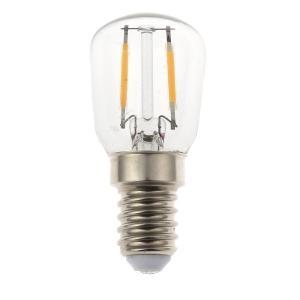 v-tac VT-1952 LAMPADINA LED E14 2W FILAMENTO BIANCO CALDO TUBOLARE LED4444
