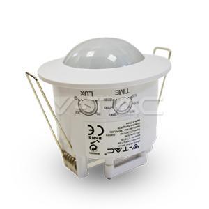 v-tac VT-8029 SENSORE MOVIMENTO E CREPUSCOLARE 12MT INCASSO LED5090/home/nhnkwszl/public_html/img/thumb/300/5090.jpg