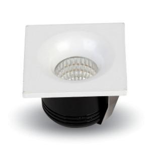 v-tac VT-1123 FARETTO QUADRATO INCASSO 3W BIANCO CALDO LED5108/home/nhnkwszl/public_html/img/thumb/300/5108.jpg