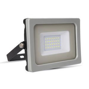v-tac VT-4922 FARO LED 20W ULTRASOTTILE BIANCO FREDDO SMD NERO-GRIG LED5794