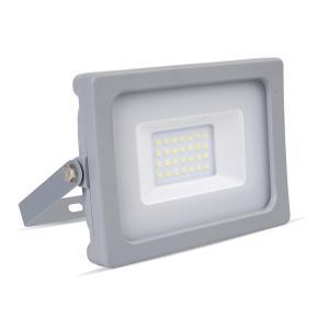v-tac VT-4922 FARO LED 20W ULTRASOTTILE BIANCO FREDDO SMD GRIGIO LED5800