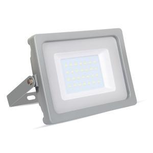 v-tac VT-4933 FARO LED 30W ULTRASOTTILE BIANCO FREDDO SMD GRIGIO LED5818