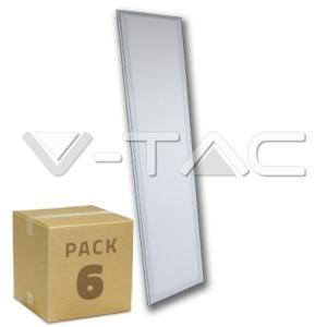 v-tac VT-12030 PANNELLO LED 45W LED 1200X300 BIANCO NATURALE 6PZ LED60266/home/nhnkwszl/public_html/img/thumb/300/60266.jpg