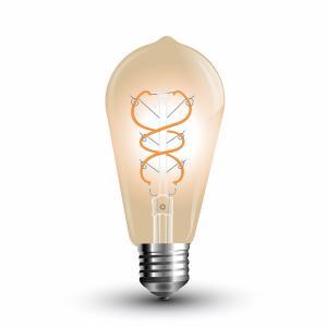 v-tac VT-2065 LAMPADINA LED E27 5W FIL. VINTAGE AMBRATA BIANCO CALDO LED7218/home/nhnkwszl/public_html/img/thumb/300/7218.jpg