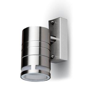 v-tac VT-7631 LAMPADA DA PARETE 1 ATTACCO GU10 INOX LED7505/home/nhnkwszl/public_html/img/thumb/300/7505.jpg