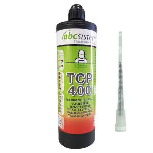 abcsistem TCP ANCORANTE CHIMICO POLIESTERE 400 ML ABCTCP400