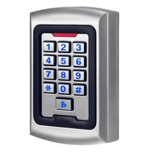 xsecurity VISAC TASTIERA CONTROLLO ACCESSI AUTONOMO IP20 VISAC102