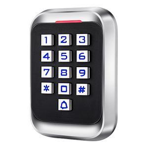 xsecurity VISAC TASTIERA CONTROLLO ACCESSI AUTONOMO IP65 VISAC108