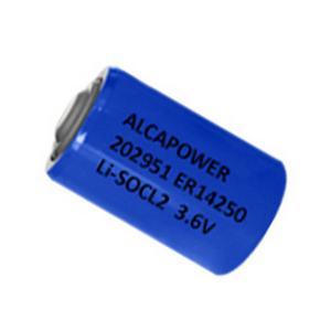 alcapower ER14250 LITIO TIPO ER14250 1/2AA 3,6A 1200mAh ALC202951