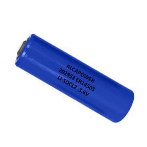 alcapower ER14505 LITIO TIPO ER14505 AA 3,6A 2400mAh ALC202953