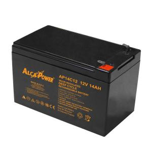 alcapower AP14C12 BATTERIA AL PIOMBO 12V 14AH USO CICLICO ALC206005/home/nhnkwszl/public_html/img/thumb/300/alcapower_ap14c12_alc206005_batteria_piombo_ciclica_12v_14Ah.jpg