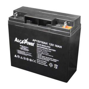 alcapower AP12V18H BATTERIA AL PIOMBO 12V 18AH ALC204042