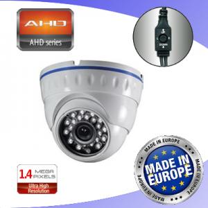 Envio  TELECAMERA AHD MINIDOME 24IR 1,4MP BIANCA VISAHD-ATX24W-130S/home/nhnkwszl/public_html/img/thumb/300/atx24w-130.png