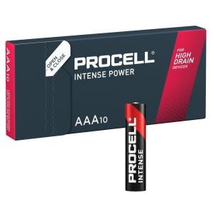 duracell LR03/PROCELL MINISTILO AAA PROCELL INDUSTRIAL INTENSE - SCATOLA 10 BATTERIE MELDUIN11