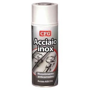 cfg CFGS07 SMALTO ACRILICO PROFESSIONALE INOX 18 10 CFGS0700