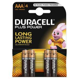 duracell LR03/MN2400 MINISTILO AAA PLUS POWER - BLISTER 4 BATTERIE MELDU0200/home/nhnkwszl/public_html/img/thumb/300/du0200e.jpg