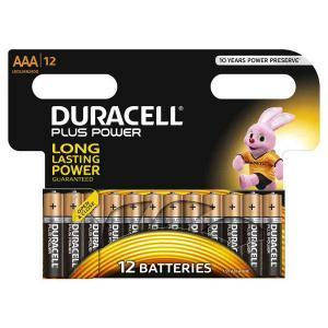 duracell LR03/MN2400 MINISTILO AAA PLUS POWER - BLISTER 12 BATTERIE MELDU0220/home/nhnkwszl/public_html/img/thumb/300/du0220.jpg