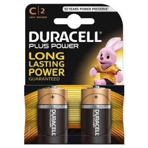 duracell LR14/MN1400 MEZZATORCIA C PLUS POWER - BLISTER 2 BATTERIE MELDU0300/home/nhnkwszl/public_html/img/thumb/300/du0300.jpg