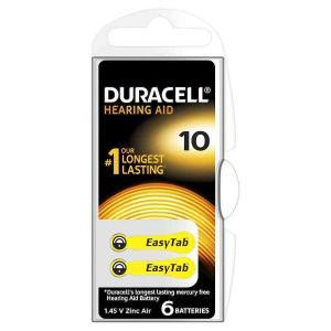 duracell DA10 DURACELL EASY TAB10 GIALLO - BLISTER 6 BATTERIE MELDU78/home/nhnkwszl/public_html/img/thumb/300/du78.jpg