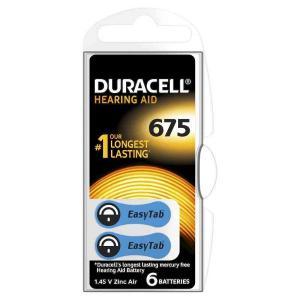 duracell DA675 DURACELL EASY TAB675 BLU - BLISTER 6 BATTERIE MELDU81/home/nhnkwszl/public_html/img/thumb/300/du81.jpg