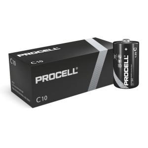 duracell LR14/PROCELL MEZZATORCIA C PROCELL INDUSTRIAL - SCATOLA 10 BATTERIE MELDU0012