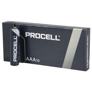 duracell LR03/PROCELL MINISTILO AAA PROCELL - SCATOLA 10 BATTERIE MELDU0011