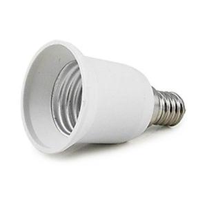 fai  ADATTATORE PER LAMPADINE DA E14 A E27 FAI0013