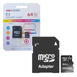 hikvision C1STD C1STD SCHEDA MICROSD 64 GB HS-C1STD-64G-A