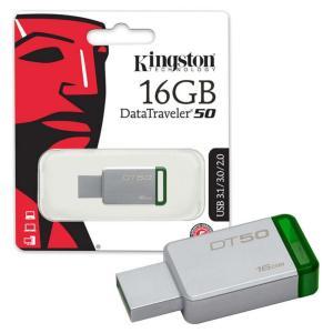 kingston DT50G3 DT50G3 FLASH DRIVE USB 3.0 DATATRAVELER 16 GB DT5016GB