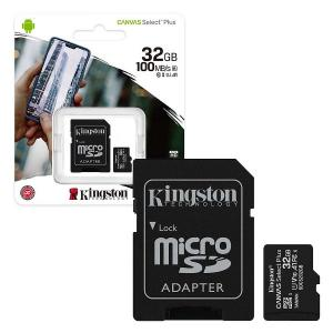 kingston SDCS2 SDCS2 32GB CANVAS SELECT PLUS SCHEDA MICROSD 32 GB SCDS232GB