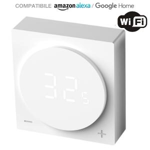 nivian NVSTERM TERMOSTATO RADIO CON HUB WIFI SMART HOME NVS-THERMOSTAT