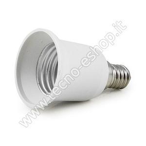 tecno-eshop  ADATTATORE PER LAMPADINE DA E14 A E27 MELPA1427/home/nhnkwszl/public_html/img/thumb/300/pa1427_fil.jpg