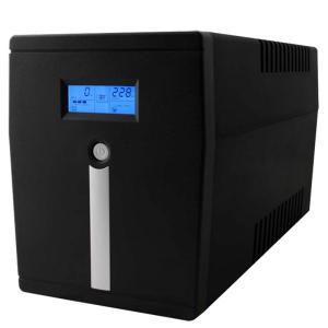 tecno-eshop SAI UPS 600VA MONOFASE 2 POSTAZIONI UPSSAI600/home/nhnkwszl/public_html/img/thumb/300/ups_600VA_display.jpg