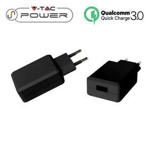 v-tac VT-1026 ADATTATORE CARICABATTERIA USB 5V 2A QC30 NERO IN BLISTER LED8794/home/nhnkwszl/public_html/img/thumb/300/v-tac_1026_8794_caricabatterie_usb_qc30_nero.jpg